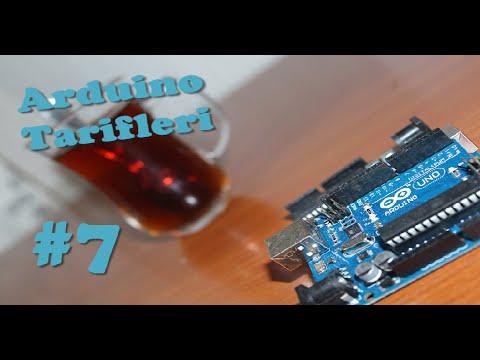 Arduino Tarifleri #7 - Değişken Tanımlama Ve Veri Tipleri - 1 / LRT (720p)
