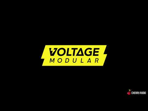 Cherry Audio's Voltage Modular lets you build the synth of your dreams in your DAW