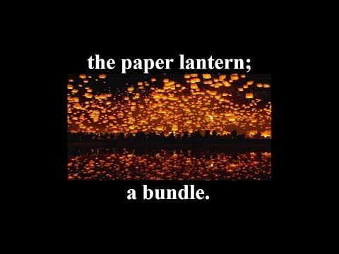 BUNDLE_097: the paper lantern [booster 4.0?]  .:。 ✧