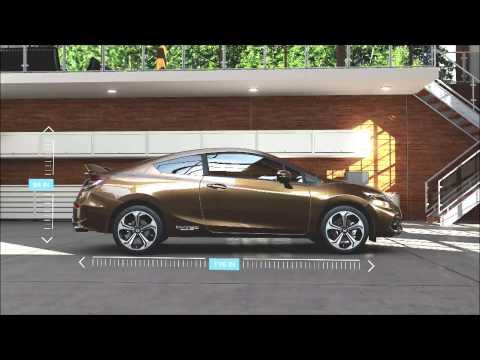Honda Civic Si 2014 Interior Specs & Parts
