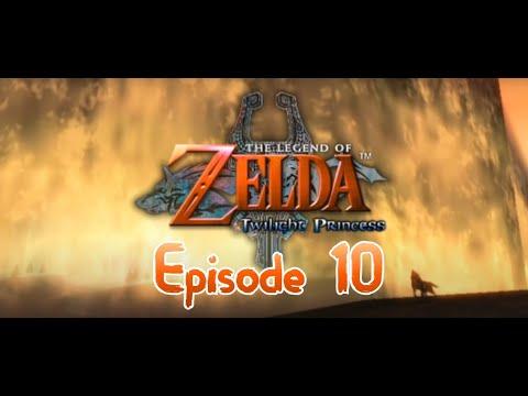 The Legend of Zelda: Twilight Princess (Wii) - Episode 10: Link Will Save Us