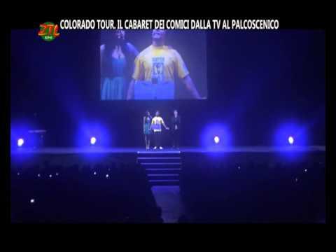 ZTL Roma - Colorado Tour. Il cabaret dei comici dalla tv al palcoscenico
