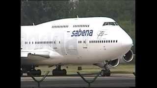 SABENA - Fin tragique de la compagnie aérienne belge après son mauvais mariage avec ...
