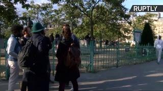 Des milliers de personnes manifestent à Paris contre la réforme du Code de travail (Direct du 12.09)