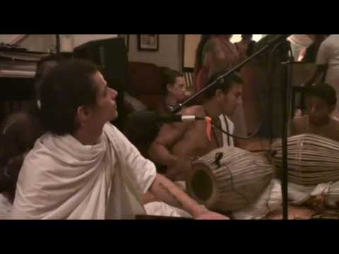 Bhajan - Surya Summer Tour - Krishna Kishor das - Hare Krishna