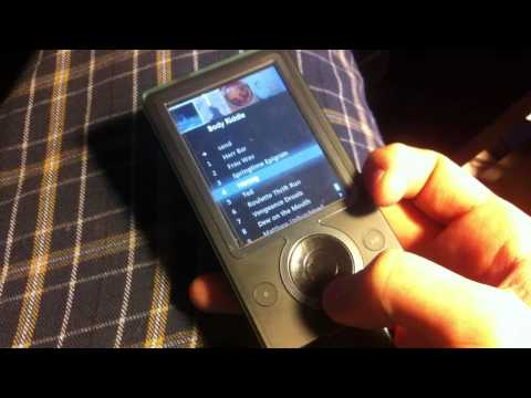 Zune 30 (w/120GB mod) - why I still love it