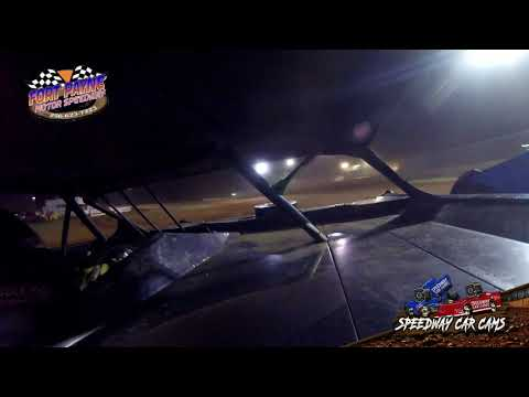 #03C Dustin Cobb - B-Hobby - 9-22-18 Fort Payne Motor Speedway - In Car Camera