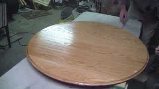 Diy Old Table Refinishing Idiots Guide To Woodworking Pt 4