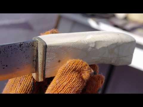 Как сделать нож СВОИМИ РУКАМИ.