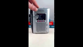 Panasonic RQ-L31 Cassette Voice Recorder