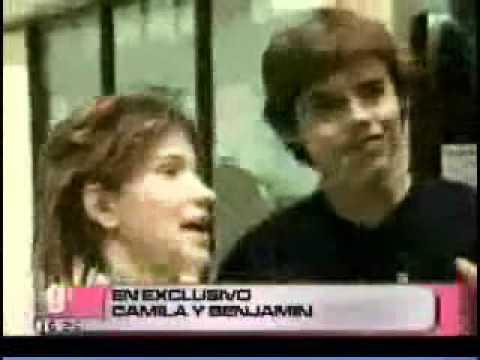 Entrevista A Camila Bordonaba Y Benjamin Rojas En Lo
