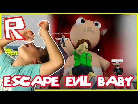 Escape the Evil Baby Obby | Roblox