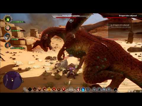 Dragon Age Inquisition dragon de la porte du ponant