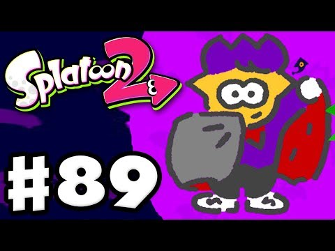 Splatfest! Vampires vs. Werewolves - Splatoon 2 - Gameplay Walkthrough Part 89 (Nintendo Switch)