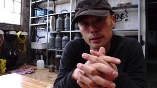 Kenzo Kusuda about Echokamer 18