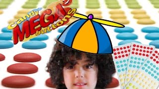 Yummy MEGA Candy Buttons and Youtuber shoutout