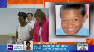 Raising America - Jaywalking Mom Arrested for Son Hit and Killed by DUI Driver