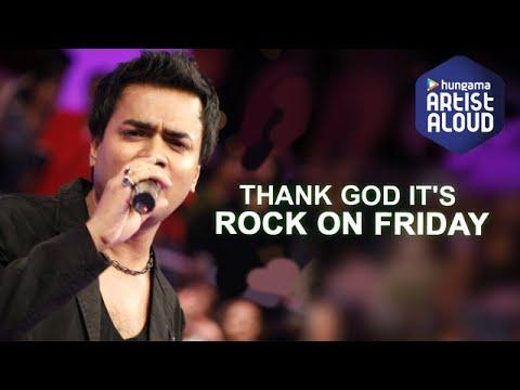 Debojit Saha I Bhoomi I Thank God It's Rock On Friday I TGIRF Season 2 I ArtistAloud.com