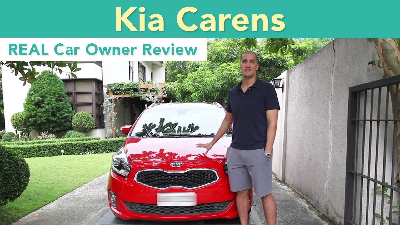 2016 KIA Carens (REAL Car Owner Review)