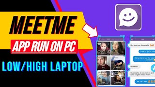 For app meet pc me HOW TO