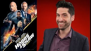Fast & Furious Presents: Hobbs & Shaw - Movie Review