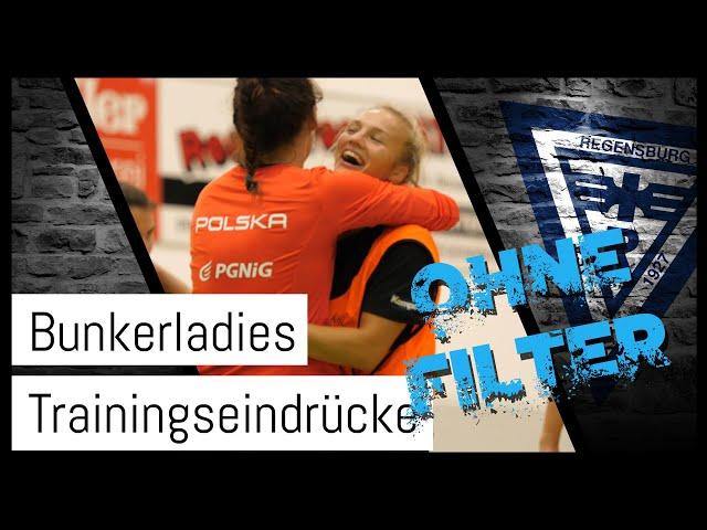 Damen 1 Bunkerladies Vorbereitung 3 Liga Frauenhandball #OHNEFILTER