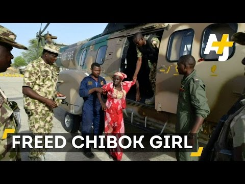 Chibok Girl Freed
