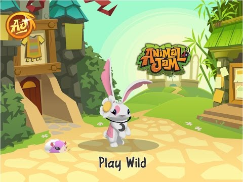 GAMEPLAY: Animal Jam (HUN/magyar)