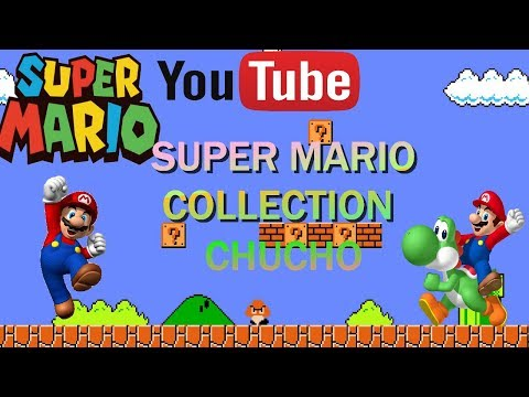 DESCARGAR SUPER MARIO BROS COLLECTION PARA PC