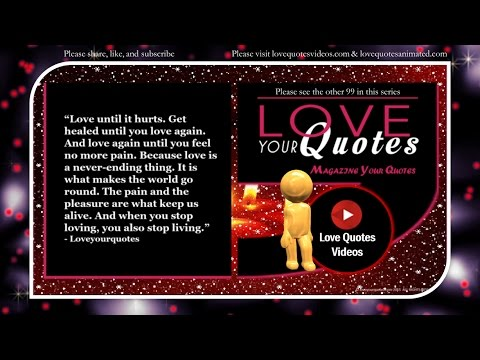 Love quotes for him and her. Love until it hurts. Christmas love quotes