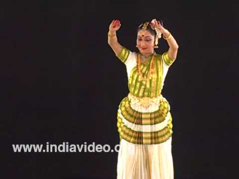 Cholkettu in Mohiniyattam
