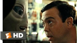 Paul (2011) - Spaceman Balls Scene (8/10) | Movieclips