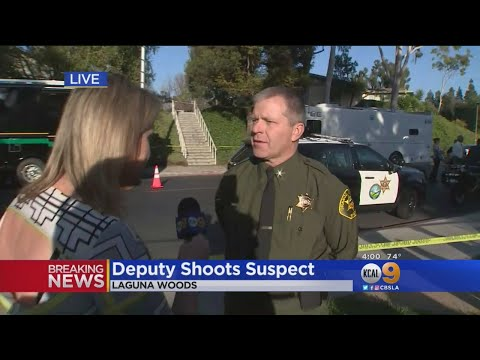 Suspect Shot By Deputy In Laguna Woods Retirement Community