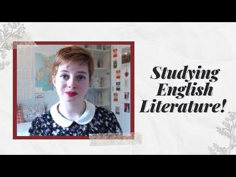 University Q&A | Studying English Literature