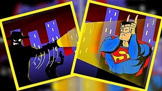 Hilariously FUNNY Superhero Comic Strips  (Marvel & DC)