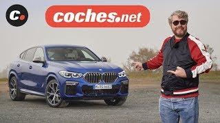 BMW X6 SUV | Primera prueba / Test / Review en español | coches.net