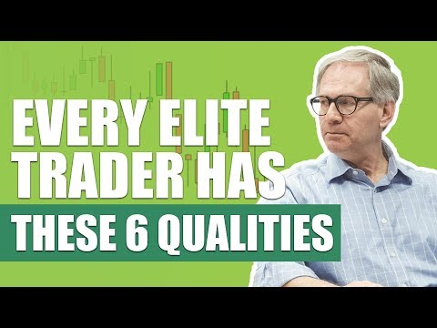Trader Psychology: Every Elite Trader Has These Six Qualities With Dr. Brett Steenbarger