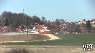 Test před Rally de Portugal 2014 Černý - Kohout