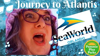 Are SeaWorld Rides Fat Friendly? | Journey to Atlantis | Accessibility | Sensory | Mobility
