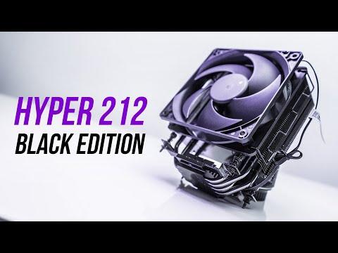 The Legend RETURNS! Cooler Master Hyper 212 Black Edition