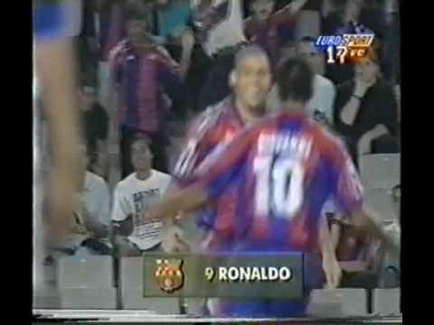 Ronaldo Vs Atletico Madrid1 25-8-96
