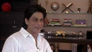 Shah Rukh Khan interview for German TV 1/6