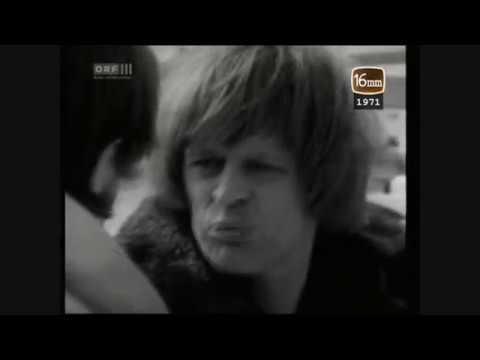 Klaus Kinski im Interview 1971 am Strand von Ostia