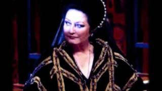 """Montserrat Caballe - """"Sombre foret"""" - Rossini's  """"Guillaume Tell"""""""