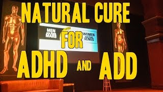 How to cure ADHD & ADD by John Gray