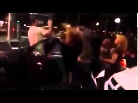 Natalie Nunn Bad Girls Club Star Husband Fight At Uber Cab
