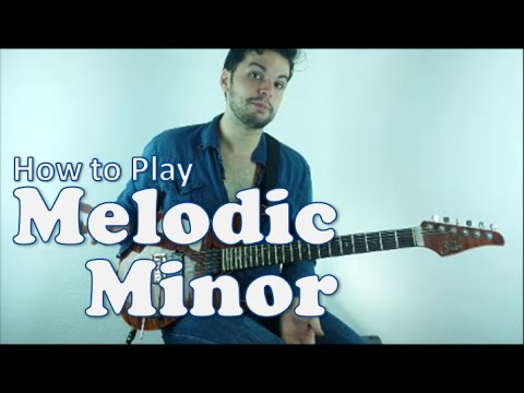 Melodic Minor Scale | How to Play Outside Jazz Rock Fusion #1