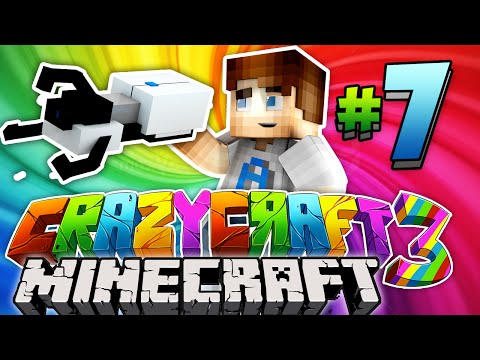 Minecraft Crazy Craft 3.0 (Ep 7) -