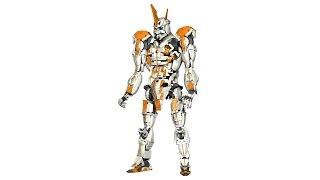 🐢舞武器舞亂伎 ブブキ・ブランキ 星の巨人 LEGO ブランキ王舞 🐢