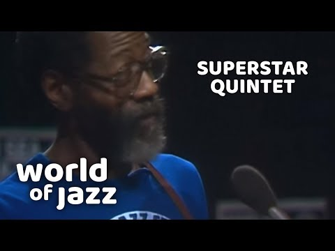 Interview With Superstar Quintet At North Sea Jazz Festival • 1982 • World Of Jazz